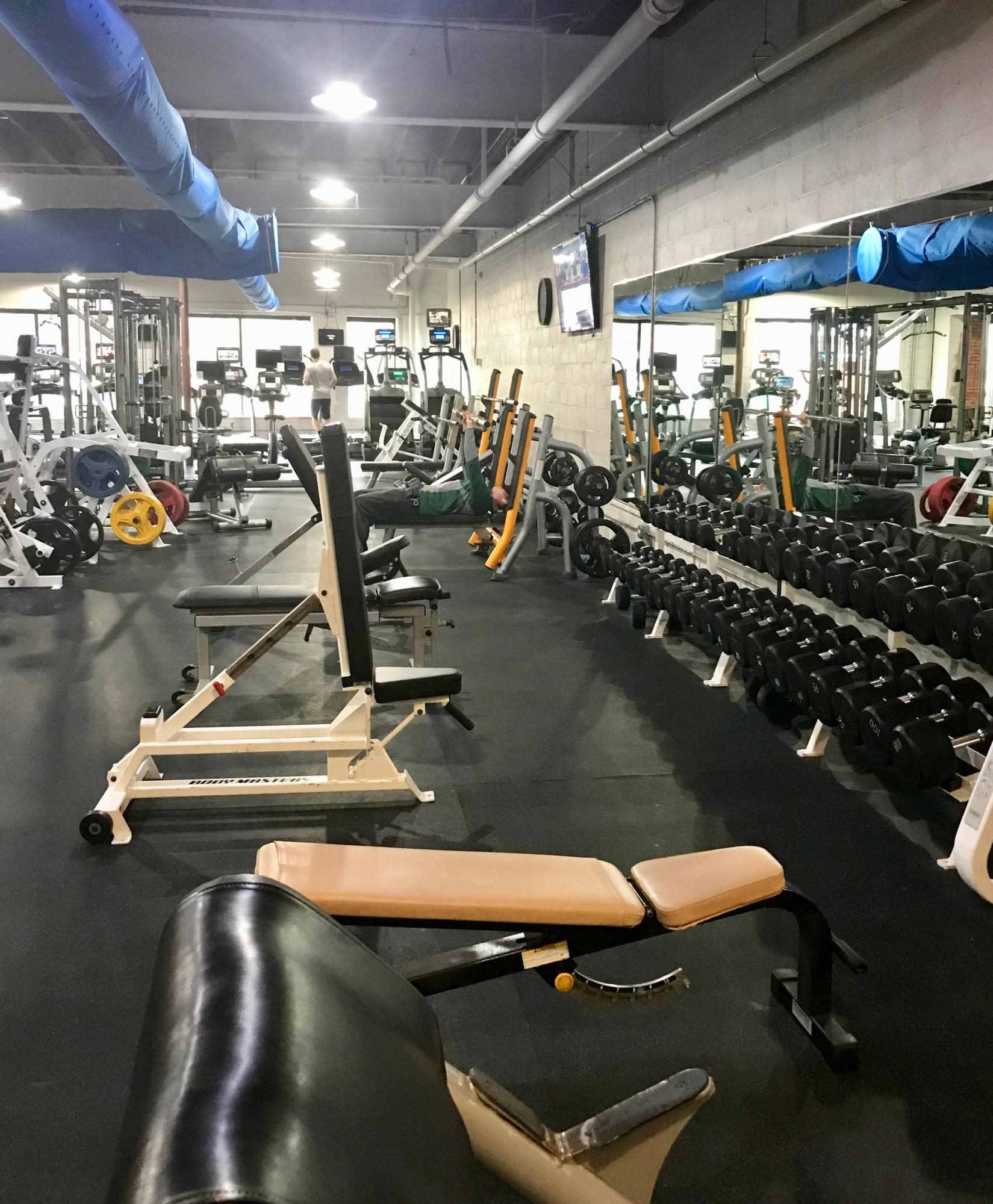 Professional Guaranteed House Painting Western Springs: Elite Fitness + Gym Western Springs IL